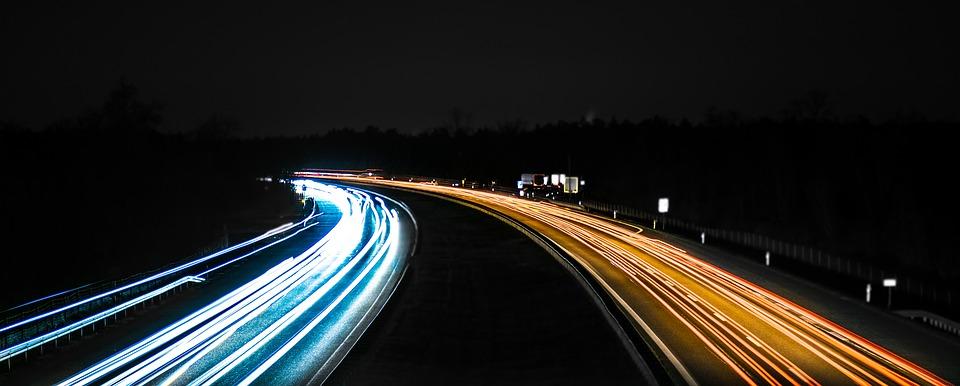 Säkrare körning med LED-ramp på bilen